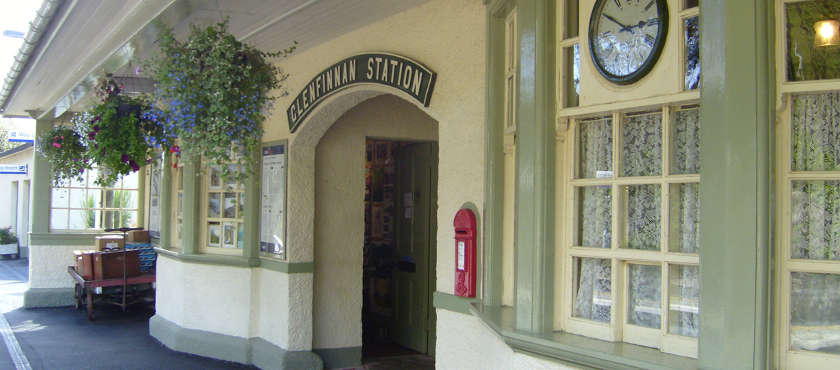 Glenfinnan-Station-Museum
