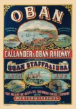 Callander and Oban Railway (1910) Poster